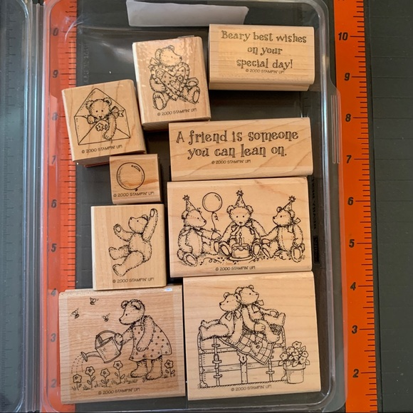 Stampin' Up BEARY BEST